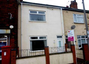 Thumbnail 3 bed terraced house for sale in Station Road, Keadby, Scunthorpe