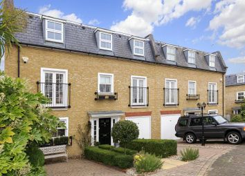Thumbnail 4 bed town house for sale in Layton Place, Kew