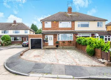 Thumbnail 4 bed semi-detached house for sale in The Chase, Ingrave, Brentwood