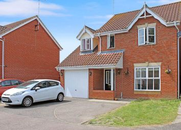 Thumbnail 4 bed detached house for sale in Rhum Mews, Wickford