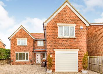 Thumbnail 4 bed detached house for sale in Church Row, Hurworth, Darlington, Durham
