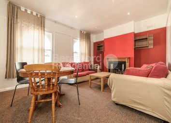Thumbnail 3 bed flat to rent in Wellfield Road, London