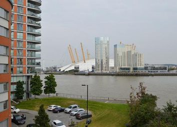 Thumbnail 1 bedroom flat to rent in Aurora Building, 164 Blackwall Way, South Quay, Canary Wharf, London