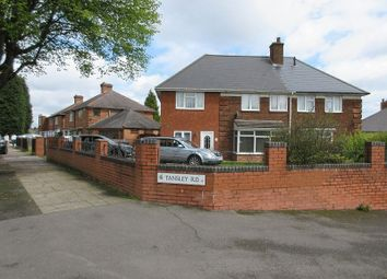 Thumbnail 4 bed semi-detached house for sale in Tansley Road, Kingstanding, Birmingham