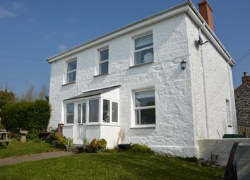 Thumbnail 5 bed country house for sale in Ruan Minor, Helston