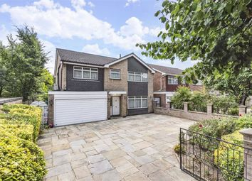 Thumbnail 5 bed detached house for sale in Broadwalk, South Woodford, London