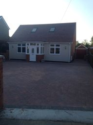 Thumbnail 4 bed bungalow for sale in Whitley Wood Road, Reading