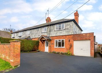 Thumbnail 2 bed semi-detached house for sale in Ball Hill, Newbury, Hampshire