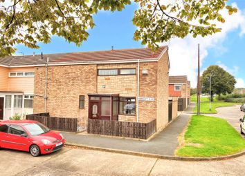 Thumbnail 3 bed end terrace house for sale in Grimscott Close, Bransholme, Hull