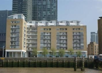 Thumbnail 2 bed flat to rent in Wharf, Fairmont Avenue, London