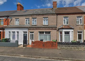 Thumbnail 3 bed terraced house to rent in Forrest Road, Canton, Cardiff