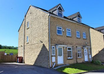 Thumbnail 4 bed semi-detached house for sale in Apex Close, Burnley