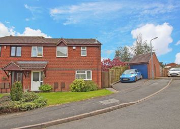 Thumbnail 3 bed semi-detached house for sale in Drovers Way, Bromsgrove