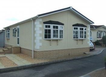 Thumbnail 2 bed mobile/park home for sale in Sea Lane, Ingoldmells