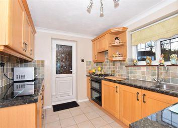 Thumbnail 3 bed semi-detached house for sale in Holmoaks, Rainham, Gillingham, Kent