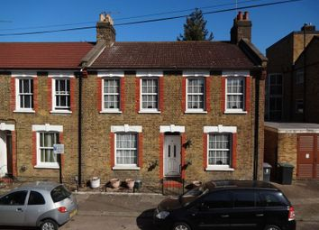 Thumbnail 3 bed terraced house for sale in Cemetery Road, London