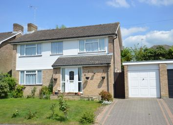 Thumbnail 5 bed detached house for sale in Milton Crescent, East Grinstead