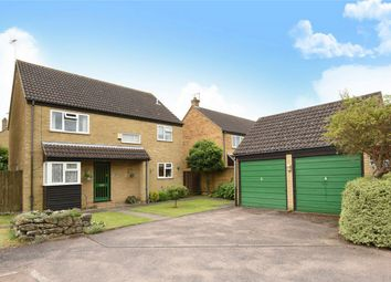 Thumbnail 4 bed detached house for sale in Brittons Close, Sharnbrook, Bedford