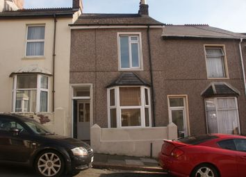 Thumbnail 2 bed property for sale in 12 Hanover Road, Plymouth, Devon