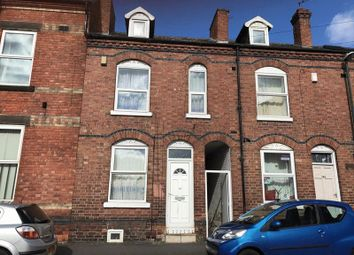 Thumbnail 4 bed terraced house to rent in Osmaston Street, Nottingham