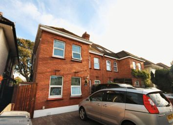 Thumbnail 3 bedroom flat for sale in Irving Road, Southbourne, Bournemouth
