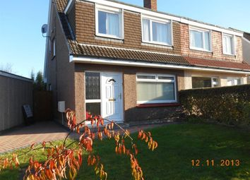 Thumbnail 3 bed semi-detached house to rent in Radernie Place, St. Andrews