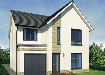 Thumbnail 4 bed detached house for sale in Duffus Heights, Elgin