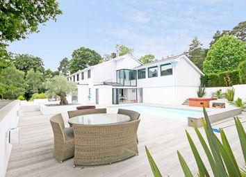 Thumbnail 6 bed detached house for sale in Egmont Drive, Avon Castle, Ringwood