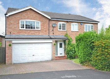 Thumbnail 5 bed detached house for sale in Woodthorpe Park Drive, Sandal, Wakefield