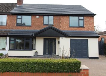 Thumbnail 4 bed semi-detached house for sale in 51 Bankhouse Road, Brandlesholme, Bury