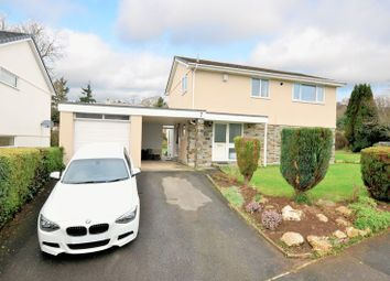 Thumbnail 4 bed detached house for sale in Churchill Road, Whitchurch, Tavistock