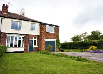 Thumbnail 5 bed semi-detached house for sale in Bowshaw, Dronfield, Derbyshire