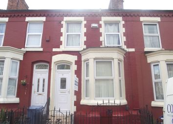 3 bed terraced house for sale in Dovey Street, Toxteth, Liverpool L8