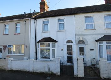 Thumbnail 3 bed terraced house for sale in Fernlea Road, Harwich