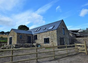 Thumbnail 3 bed detached house for sale in Manor Farm Barn, Main Road, Unstone