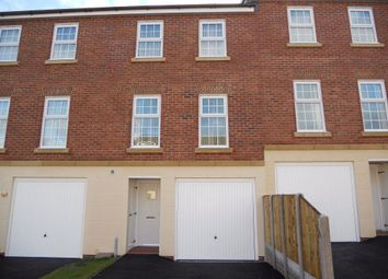 Thumbnail 3 bedroom town house to rent in Cavaghan Gardens, Carlisle