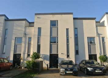 Thumbnail 3 bed town house for sale in Rowledge Court, Walton, Peterborough
