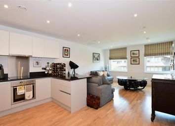 Thumbnail 2 bed flat for sale in Chart Way, Horsham, West Sussex