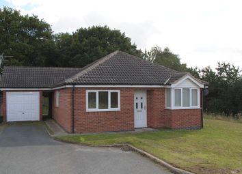 Thumbnail 3 bed detached bungalow to rent in Sunnyside, Market Drayton, Shropshire