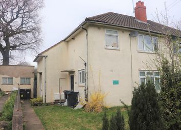 Thumbnail Maisonette for sale in Condover Road, Birmingham