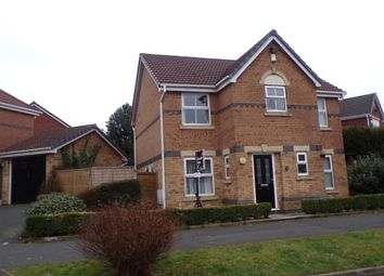 Thumbnail 4 bed detached house for sale in Magnolia Drive, Leyland