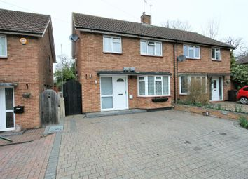 Thumbnail 3 bed property for sale in Hunters Ride, Bricket Wood, St. Albans