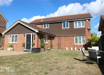 Thumbnail 4 bed detached house for sale in Ryecroft Road, Otford, Sevenoaks, Kent
