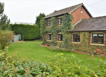 Thumbnail 3 bed barn conversion to rent in Occupation Lane, Antrobus, Northwich