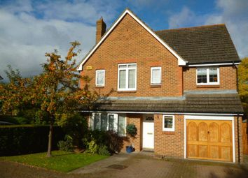 Thumbnail 4 bed detached house for sale in Highfield, Watford