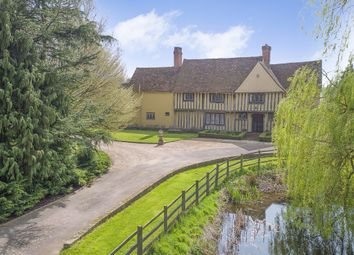 Thumbnail 6 bedroom country house for sale in Bridge Street, Long Melford, Sudbury