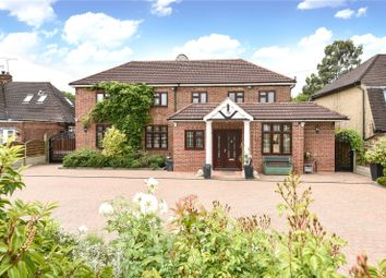 Thumbnail 4 bed detached house for sale in The Greenway, Ickenham, Uxbridge