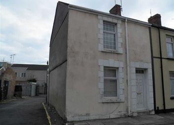 Thumbnail 2 bedroom terraced house for sale in Waterloo Street, Llanelli