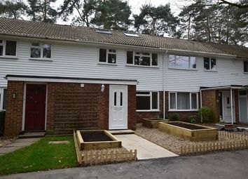 Thumbnail 4 bed terraced house for sale in Troutbeck Walk, Camberley, Surrey