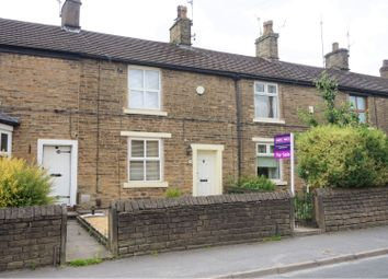 Thumbnail 2 bed terraced house for sale in Compstall Road, Marple Bridge